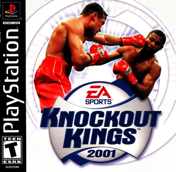 Knockout Kings 2001 [U] Front Cover